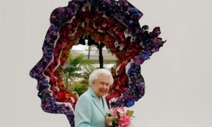 3d flowers queen