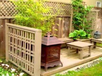 Beautiful Small Garden